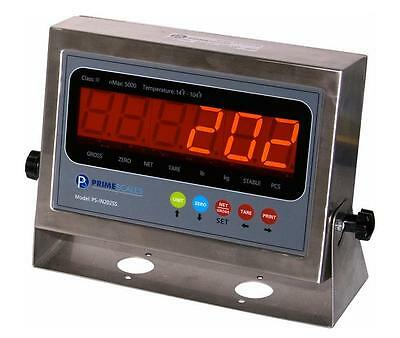 Scale Indicator /Readout Stainless steel / LED / Large Display, NTEP, NEW