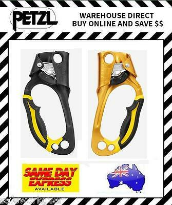 Petzl Ascension LEFT and/or RIGHT HANDED Rope Clamp Ascender Cimber Rope Access
