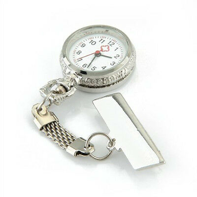 Montre Infirmiere Mouvement a Quartz avec Broche Epingle WT