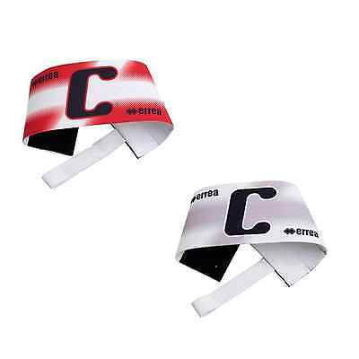 Errea Captain Bands - Multiple Colours & Sizes Available