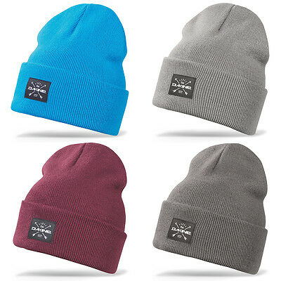 Dakine Beanie - Cutter - Hat, Cuffed, Acrylic, Double lined, Tall fit, 8680203