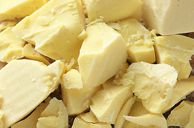 100% Pure Cocoa Butter Refined, Cosmetic Grade, Food Grade. 100g