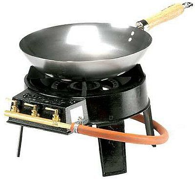 Hot Wok Pro 12Kw Gas Burner Wok Cooking Set Hotwok Camping Gas BBQ Barbeque