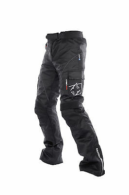 Oxford Wildfire 2.0 Textile Motorcycle Regular Waterproof CE Armoured Pant - T