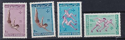 Afghanistan 1962   Sports Child Protection   M / N / H