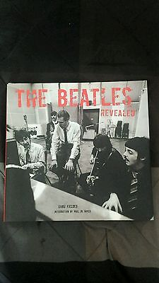 The Beatles:Revealed HARD COVER