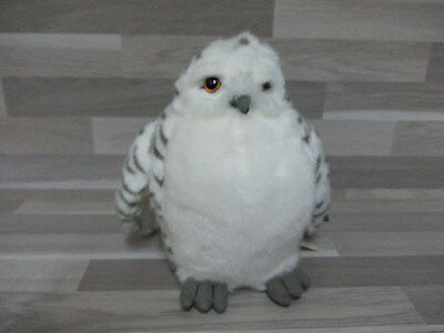 Nice Soft toy Snow Owl WWF with tag but tag damaged  - 20 cm as new - child toy