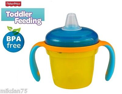 Fisher-Price Baby's First Sippy 4m+