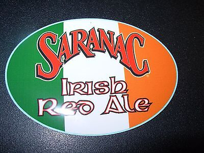 SARANAC Imperial Stout Decal Black Forest STICKER craft beer brewery brewing
