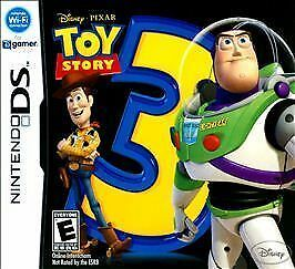 Toy Story 3 -- Nintendo DS Game -- BRAND NEW & SEALED