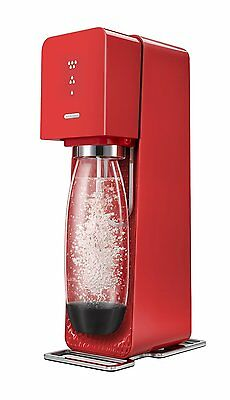 SodaStream Source Plastic Drinks Maker, Red 1019511446