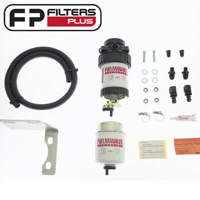 FM615DPK - Fuel Manager Kit- V8 Landcrusier 70 & 200 Series- Protects Injectors