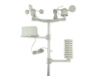 1 set Spare part (outdoor unit) for Professional Wireless Weather Station 433Mhz