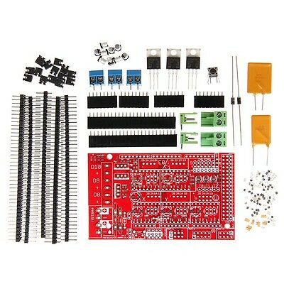 RAMPS1.4 Bare PCB Electronic Kit for Arduino RepRap 3D Printer Controller