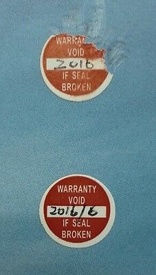 Round10 mm Void Warranty Label Sticker ( 240 pcs )