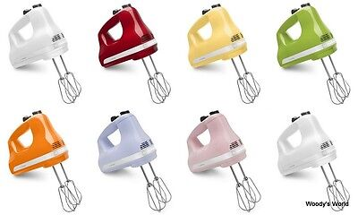KitchenAid KHM512 5-Speed Hand Mixer NEW!!