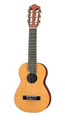 Yamaha GL1 Guitalele Acoustic Guitar with Gig Bag (Natural Finish).  New!!