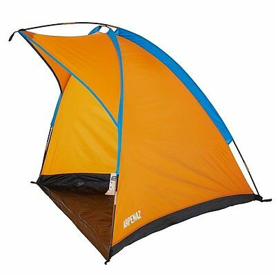 Quechua Arpenaz Shelter 0 Waterproof Camping Tent, Sun Protection Beach Shelter