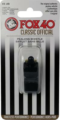 Fox 40 Classic Whistle - great for all sports -