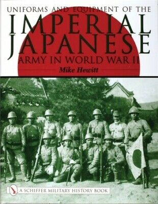 Book - Uniforms and Equipment of the Imperial Japanese Army in World War II