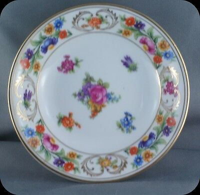 Bavaria Dresden Style Royal Germany Fruit Nappie Dish (Four available)