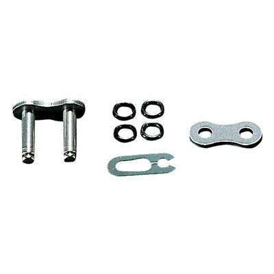 DRAG SPECIALTIES 530 Series O-Ring Clip Master Connecting Link (Chrome)