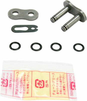 DID 428 VX Pro-Street Series FJ X-Ring Clip Master Connecting Link (Natural)