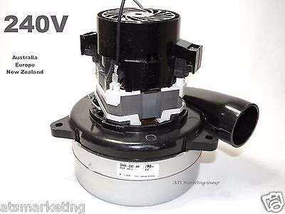 Carpet Cleaning Portable Extractor Vacuum Motor 2-Stage 240V