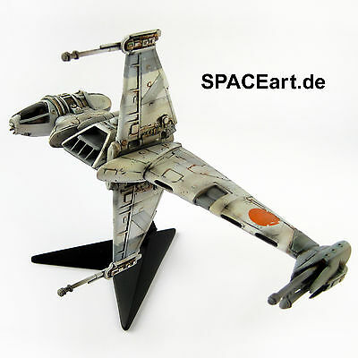 Star Wars: B-Wing Fighter | Modell-Bausatz | mpc