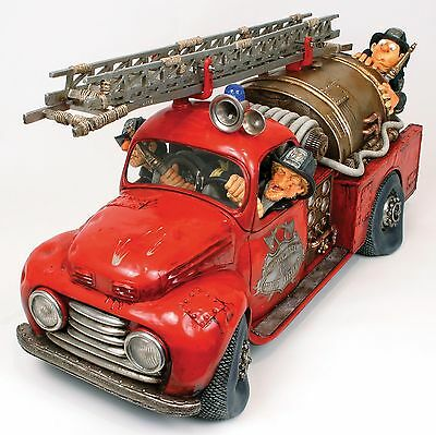 "GUILLERMO FORCHINO ""FIRE ENGINE"" FO85039 - LIMITED EDITION LE1000 - XXL-Version"