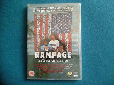 Rampage (DVD) 2 DISCS BRANDNEW AND SEALED