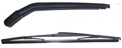 Toyota Land Cruiser HDJ 100 1998- Rear Window Windshield Wiper Arm+Blade