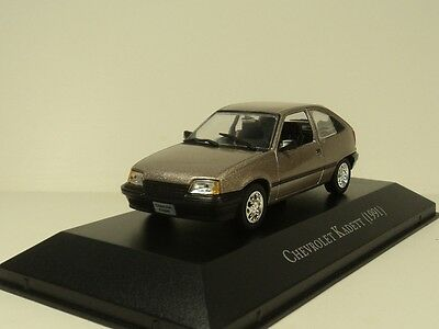ixo 1:43 Chevrolet Kadett 1991 Diecast car model