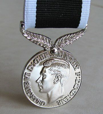 The New Zealand War Service Medal 1939 - 1945 Full Size Replica WWII WW2
