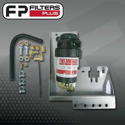 FM628DPK - Fuel Manager Kit- Hilux 2.8L T/Diesel 2015 on- Protect your Injectors