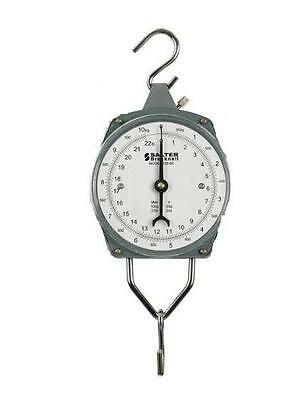 Salter Brecknell 235-6M-100 kg Mechanical Hanging Scale,220 LB ,Heavy Duty,New