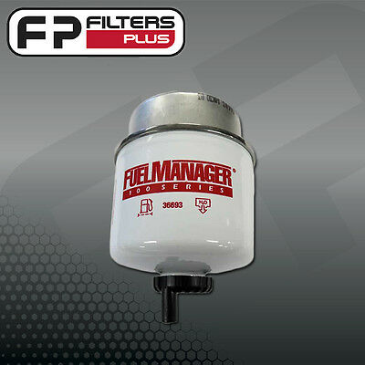 36693 - Genuine Fuel Manager Filter- 2 Micron - BACK IN STOCK
