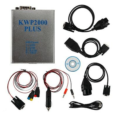 Nuovo Kwp2000 Plus + ECU Tuning Tool Flasher Read and Write Data OBD2