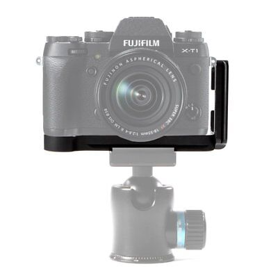 Customized L Quick Release Plate QR Bracket For Camera Fuji FUJIFILM X-T1 XT1