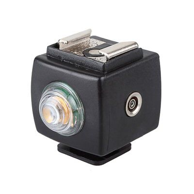 Seagull SYK-4 Optical Slave Flash Trigger with PC Sync Socket for Canon Nikon