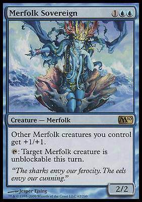 SOVRANA DEI TRITONI - MERFOLK SOVEREIGN Magic M10 Mint