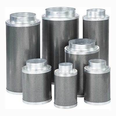 "Rhino Hobby Carbon Filters - 4"",5"",6"",8"",10"" - Hydroponics"