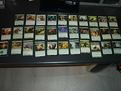 Magic the Gathering grünes Beat Down Deck