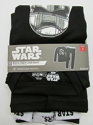 """Star Wars Crew Top & Pant """"Weightless Warmth"""" BOYS SIZE 6"""