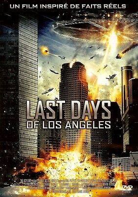 Last Days Of Los Angeles /*/ Dvd Fantastique Neuf/Cello