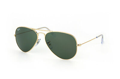 Ray-Ban Aviator RB 3025 large 001 62[]14 3N arista Sonnenbrille NEU
