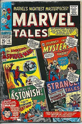MARVEL TALES KING SIZE ANNUAL 5 Silver Age 1966