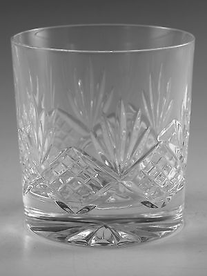 EDINBURGH Crystal - KINGSTON Cut - Tumbler Glass / Glasses - 3 1/4""