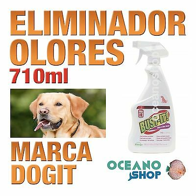 ELIMINADOR DE OLORES DOGIT BUST-IT 710 ml Spray Perros