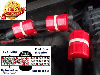 POWER Magnetic 25% Fuel saver - 3 pairs all model HONDA & TOYOTA